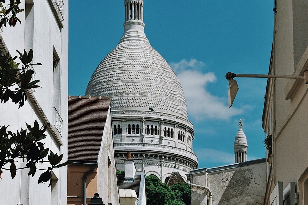 Montmartre: Small Group Guided Tour