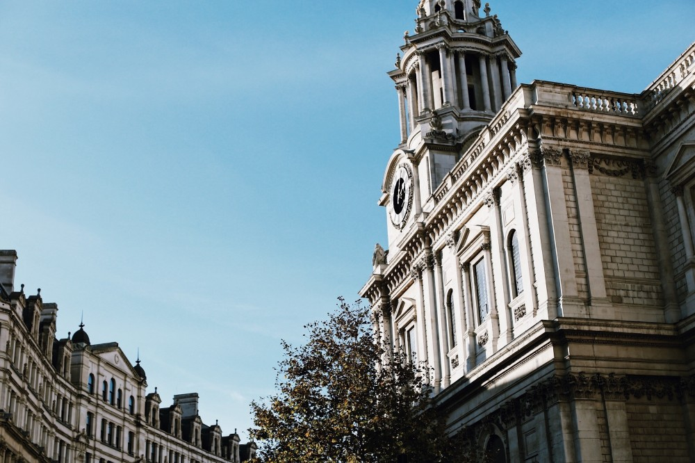 The Old City of London Private Walking Tour