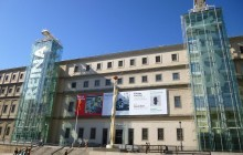 Reina Sofia Museum Semi Private Tour