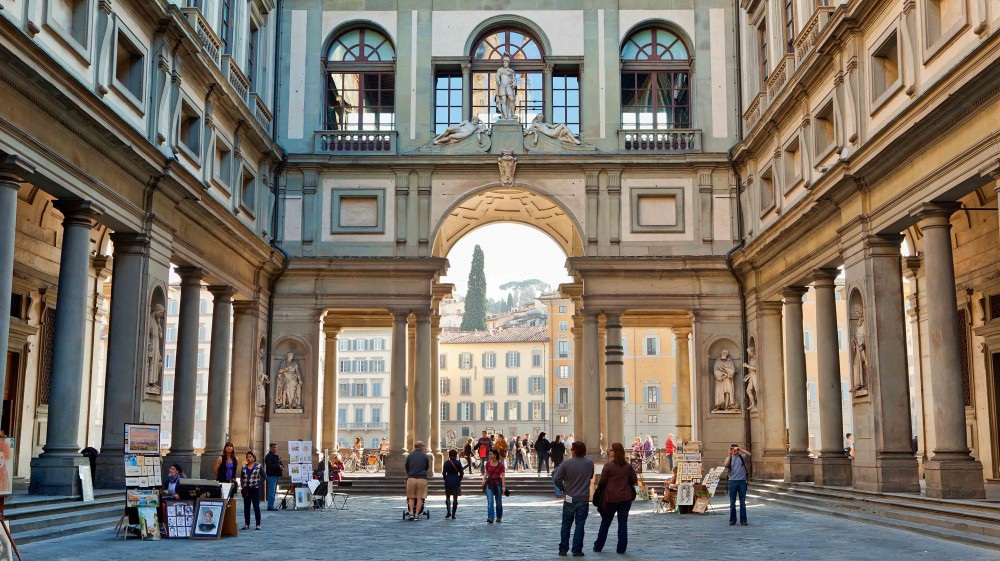 Skip the Line Uffizi Gallery of Florence Museum Private Tour
