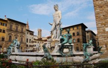 City Center + Uffizi Museum Guided Semi Private Tour