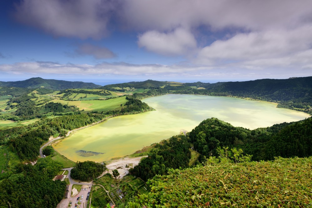 Furnas Full Day Tour by Van