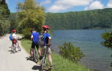Sete Cidades Half Day Bike Tour