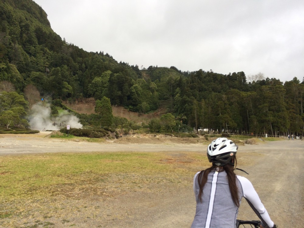 Mystic Furnas: Mountain Biking + Terra Nostra