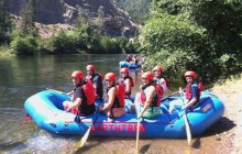 American River Whitewater Rafting Tour