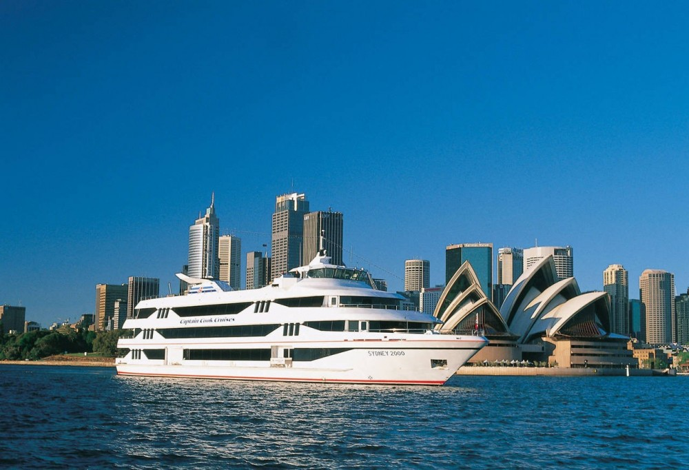 Sydney Harbour Highlights Boat Cruise