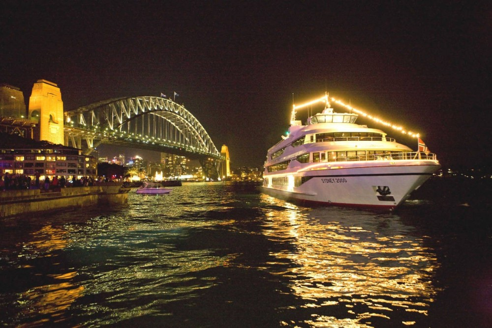 Sydney Harbor Sunset Dinner Cruise