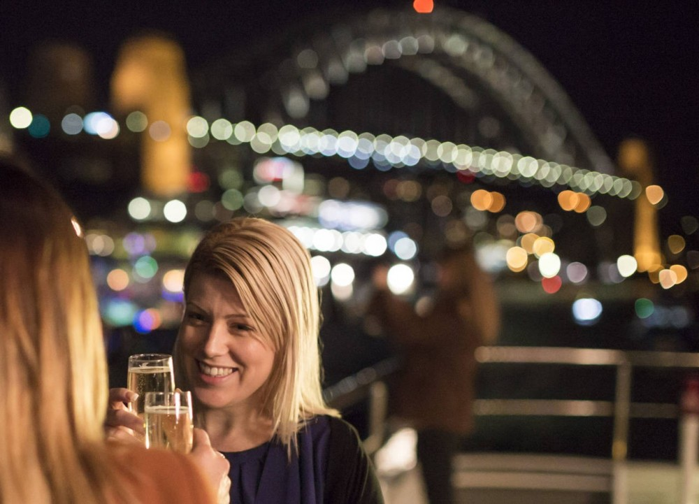 Sydney Harbor Cocktail Cruise