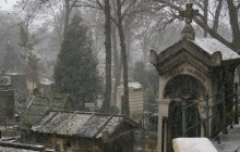 Pere Lachaise Cemetery: Private Guided Tour
