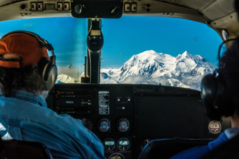 Denali Peak Experience Flight