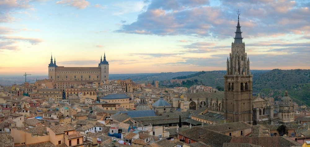 Guided Excursion to Toledo and the Panoramic City Tour