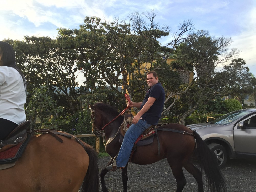 Small Group Horse Back Riding Tour