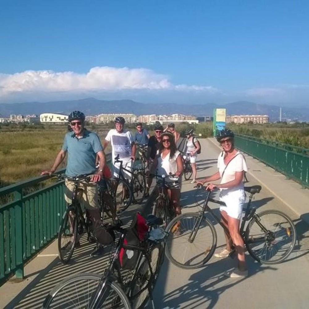 Alternative Bike Tour Malaga Ride