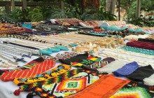Private Medellin Colombia Handcrafts + Flea market