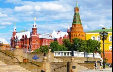 2 Day / 1 Night Moscow Getaway Private Tour