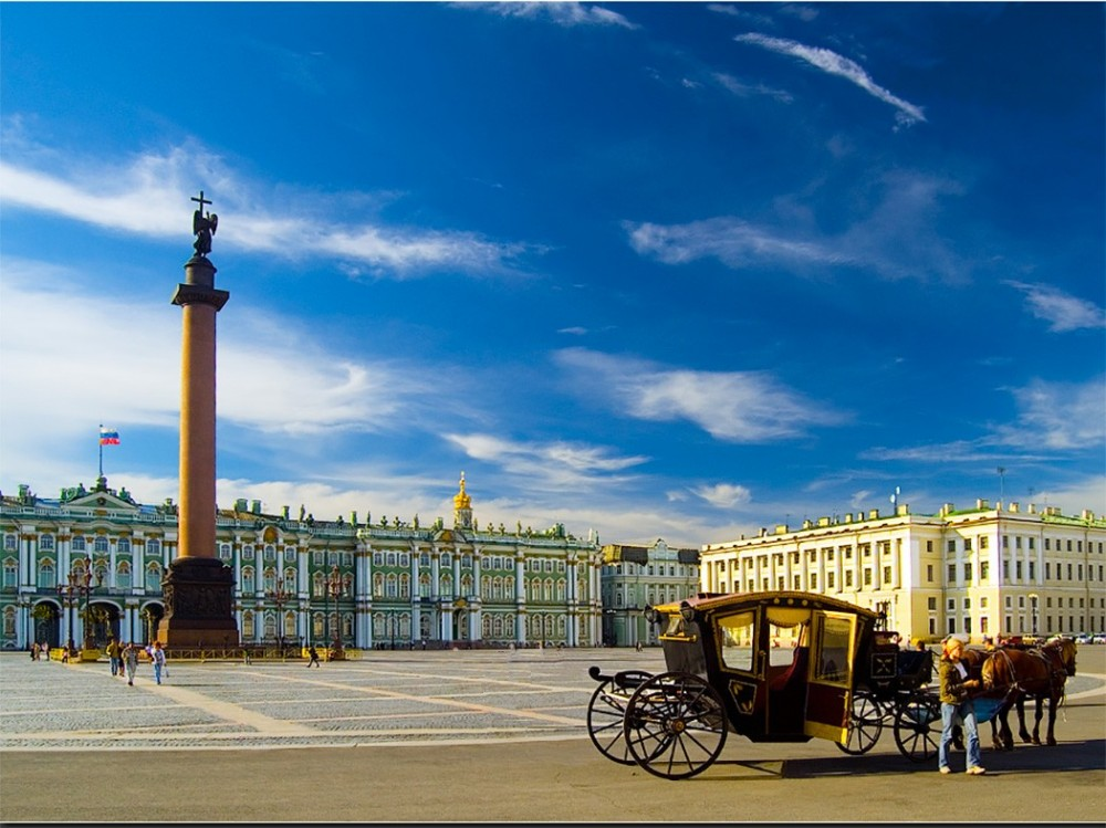 3 Day / 2 Night Weekend In St Petersburg Private Tour