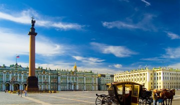 A picture of 3 Day / 2 Night Weekend In St Petersburg Private Tour