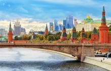 4 Day / 3 Night Private Essential Moscow Tour