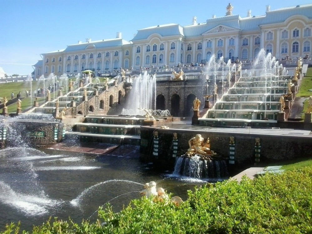 5 Day / 4 Night Classic Saint Petersburg Private Tour