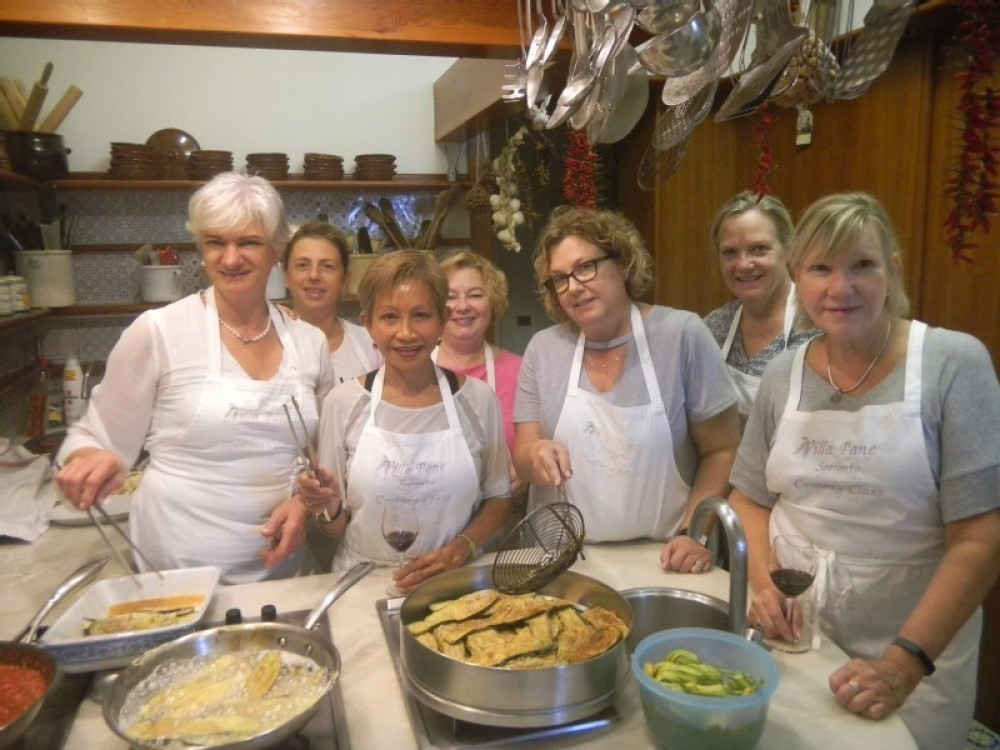 Villa Pane Cooking Class