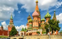 Moscow Shore Excursion On Thursday (For 3-Day Cruisers)