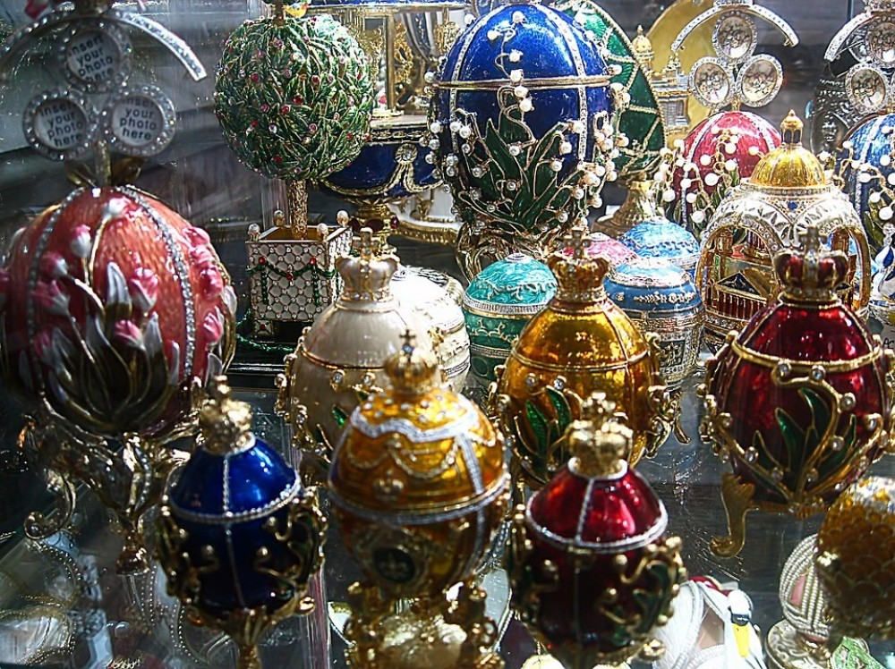 2 Day St Petersburg Essential Group Shore Excursion with Faberge