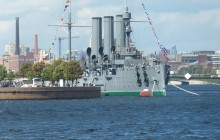 2 Day St Petersburg Easy Group Shore Excursion