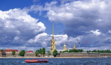 A picture of Private 2 Day Easy St Petersburg Tour