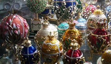 A picture of 3 Day St Petersburg Group Shore Excursion with Faberge