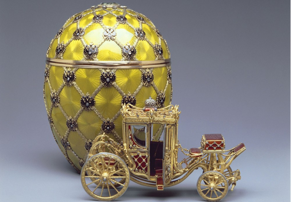 Evening at Faberge Museum with return Transfer