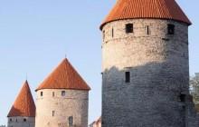 Private Walking Tour of Tallinn Shore Excursion