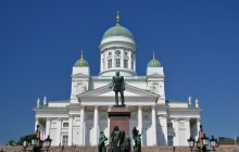 Helsinki & Seurasaari Group Shore Excursion