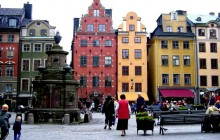 Private Panoramic Tour of Stockholm + Ice Cold Experience