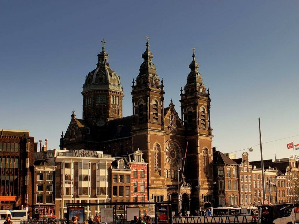 Private Walking Tour of Amsterdam