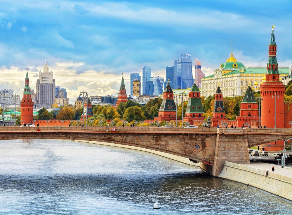 Prime Tour of Moscow - Private