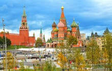 Prime Tour Of Moscow + Red Square + Kremlin