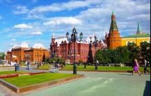Prime Tour Of Moscow + Red Square + Arbat Street + Metro Tour