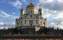 Prime Tour Of Moscow + Red Square + Tretyakov Gallery