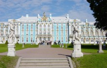 Private Tour of Tzar's Village: Catherine's Palace & Amber Room