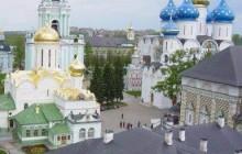 Beyond Moscow: Trinity Lavra of St. Sergius & Sergiev Posad