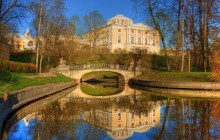 Tzar's Village: Catherine's Palace & Amber Room Group Tour