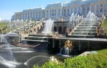 Private Peterhof Grand Palace and Park with Early Access