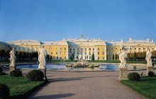 Private Peterhof Grand Palace and Park by Hydrofoil