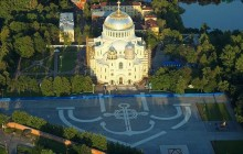 Helicopter Tour over City Centre + Peterhof