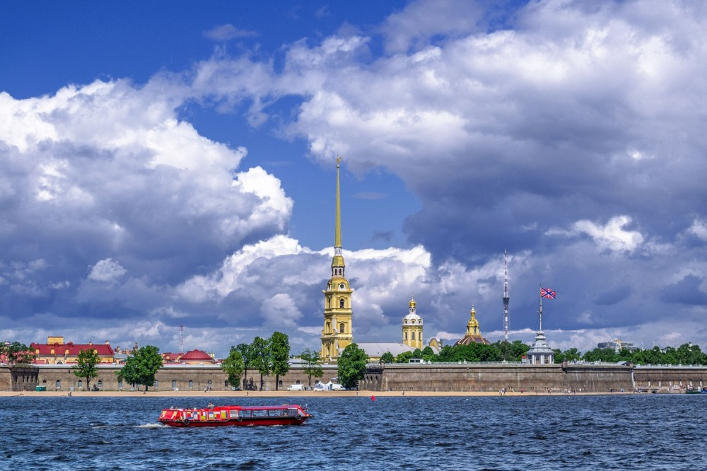 Private Guide For Custom St Petersburg Day Tour