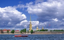 Easy Segway Tour of St Petersburg