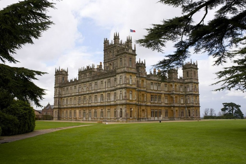 Downton Abbey Filming Locations and Highclere Castle