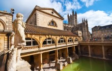 Bath + Cotswolds + London with  Pub Lunch from Southampton