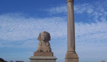 A picture of 3D/2N Private Cairo + Alexandria Tours Package
