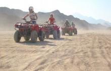 Total Desert Safari: Quad + Camel + Stargazing + Dinner + Show